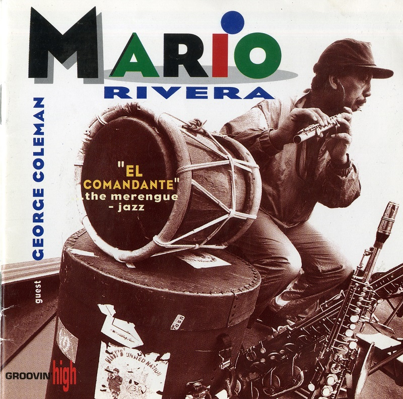 """El Comandante"" - the Merengue Jazz"