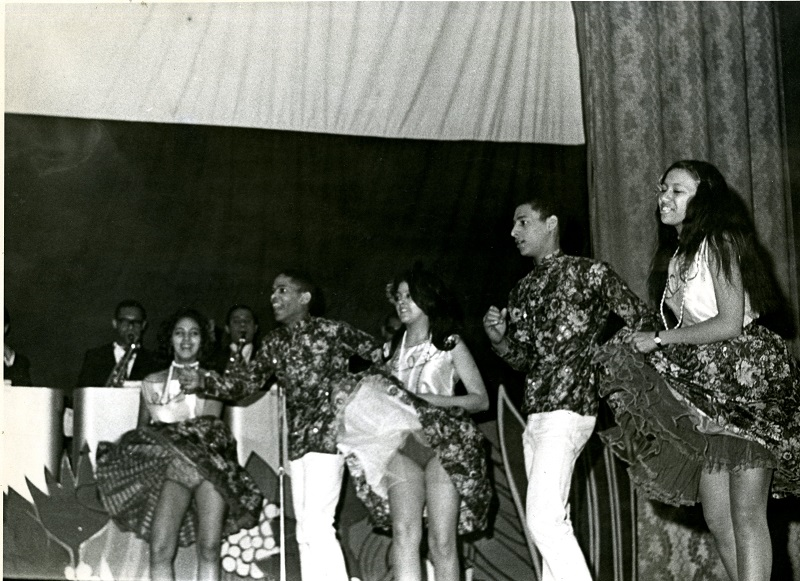 Hector De León and his Orchestra with Centro Cultural Ballet Quisqueya, February 27, 1968