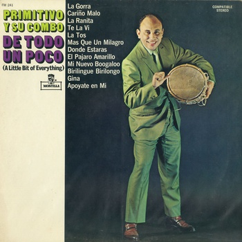 De Todo un Poco (A Little Bit of Everything), LP, ca. 1968