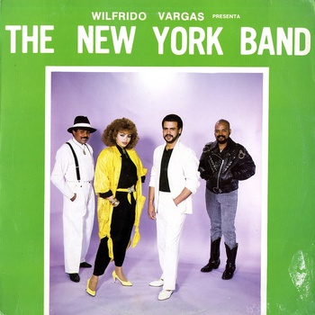 Wilfrido Vargas Presenta The New York Band