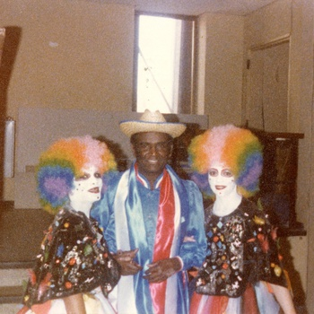 Joseíto Mateo and Centro Cultural Ballet Quisqueya Dancers, 1980