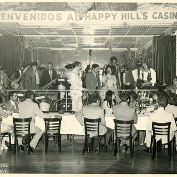Welcome to the Happy Hills Casino, ca. 1970s