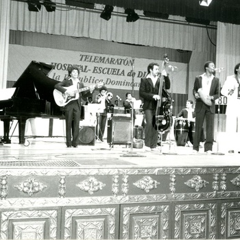 Rey Reyes and his Orchestra, 1982